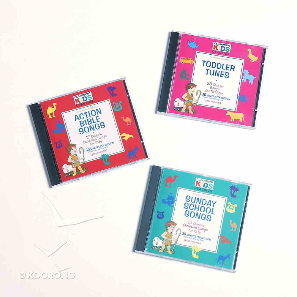 Kids Classics Pack #01 (Kids Classics Series) CD