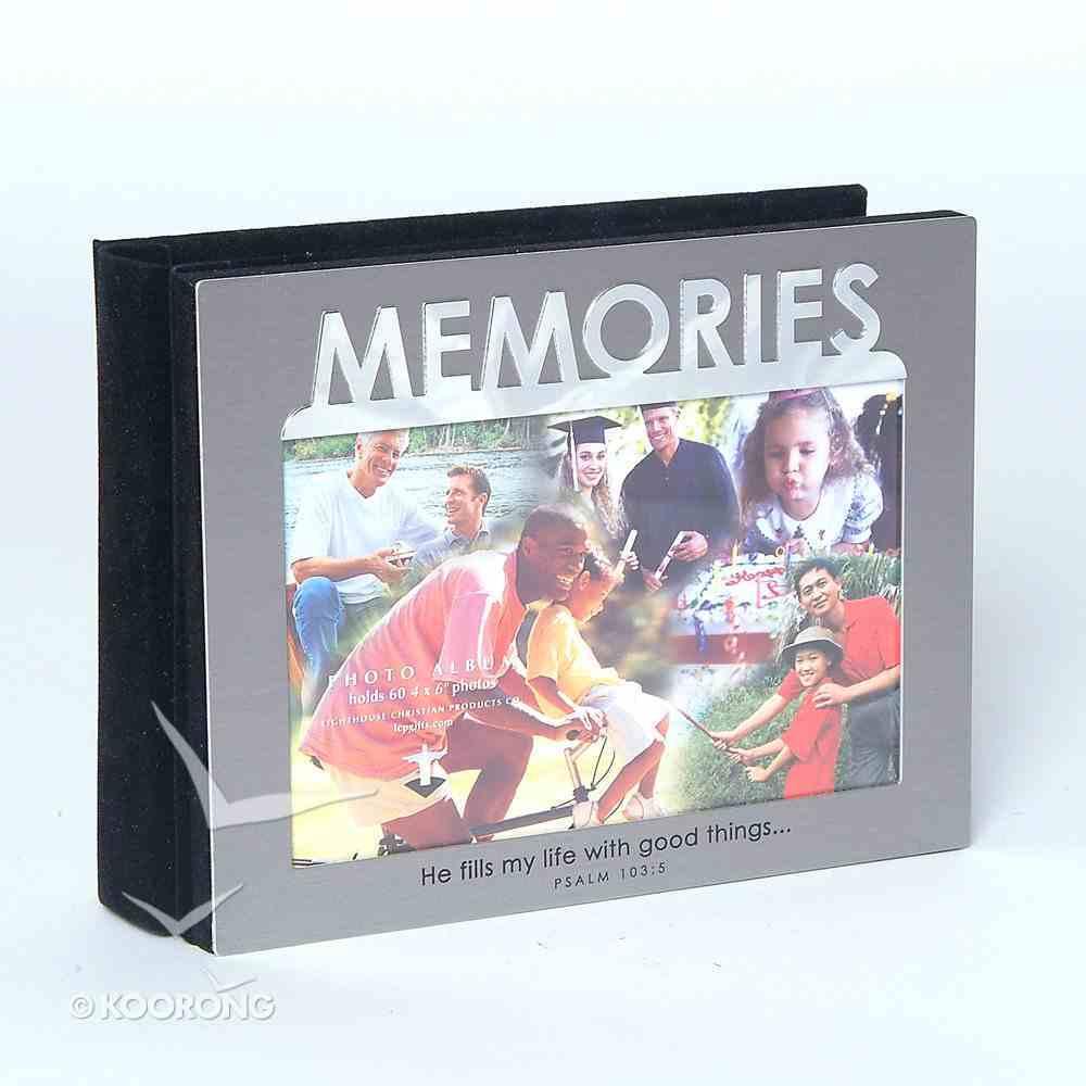 Photo Frame/Album: Memories Stationery