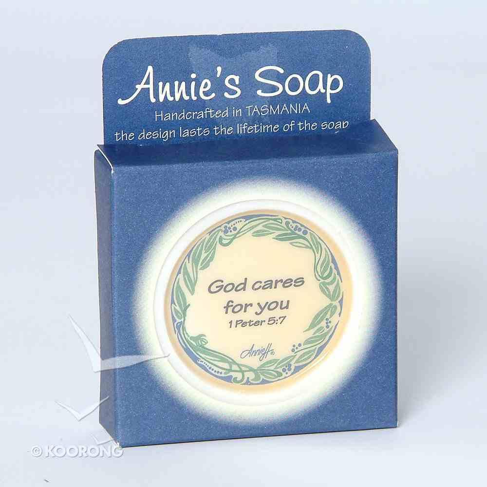 Soap: God Cares For You General Gift
