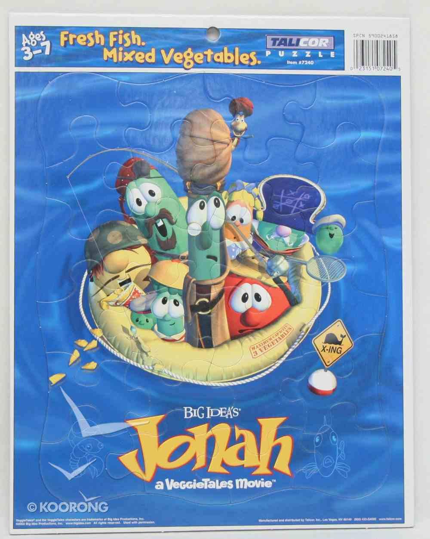 Jonah (24 Pieces) (Veggie Tales (Veggietales) Series) Game