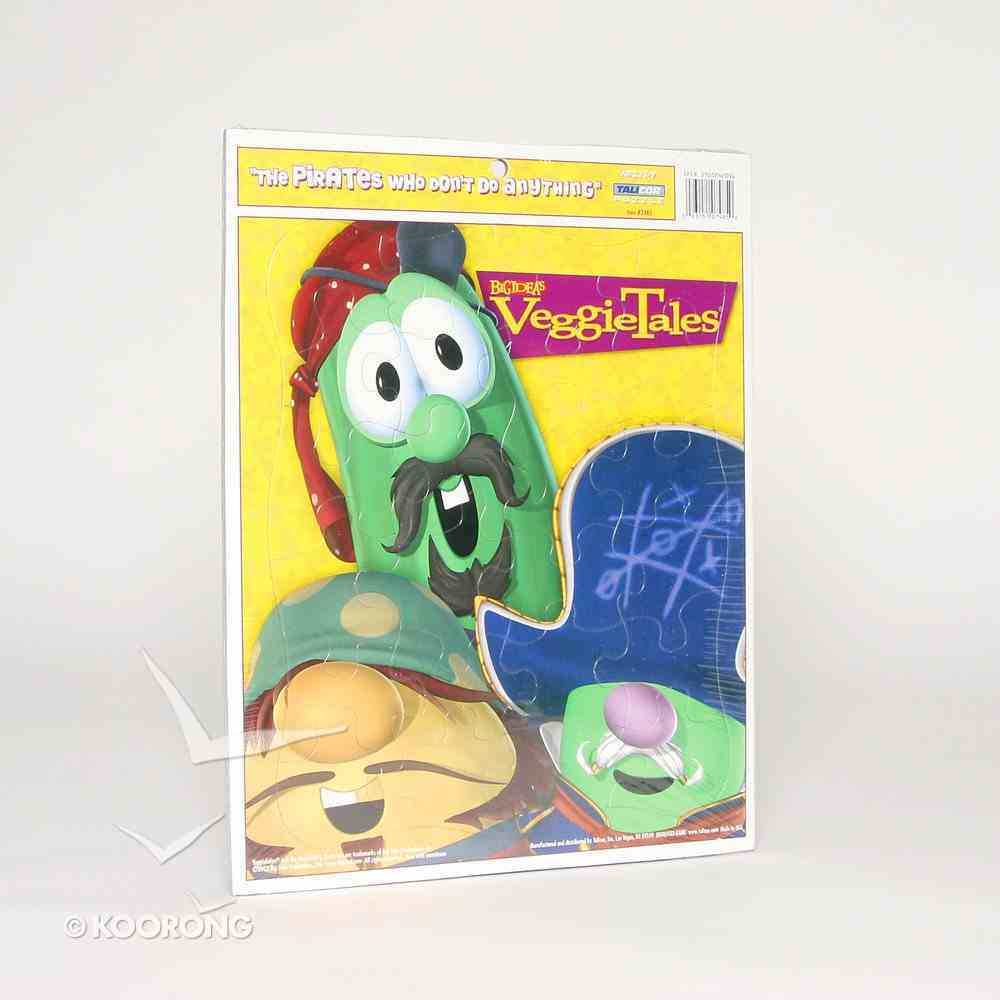 The Pirates Who Don't Do Anything (24 Pieces) (Veggie Tales (Veggietales) Series) Game