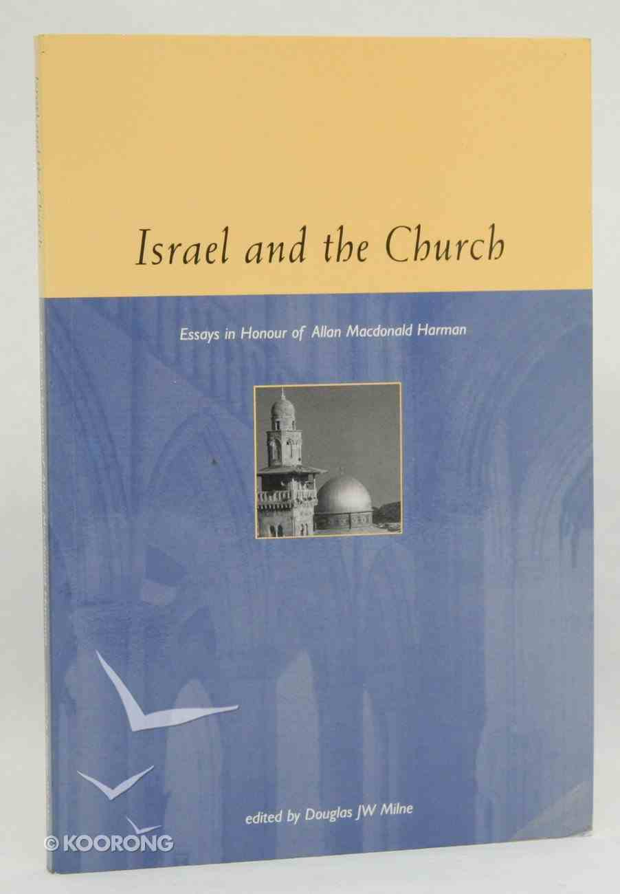 Israel and the Church Paperback