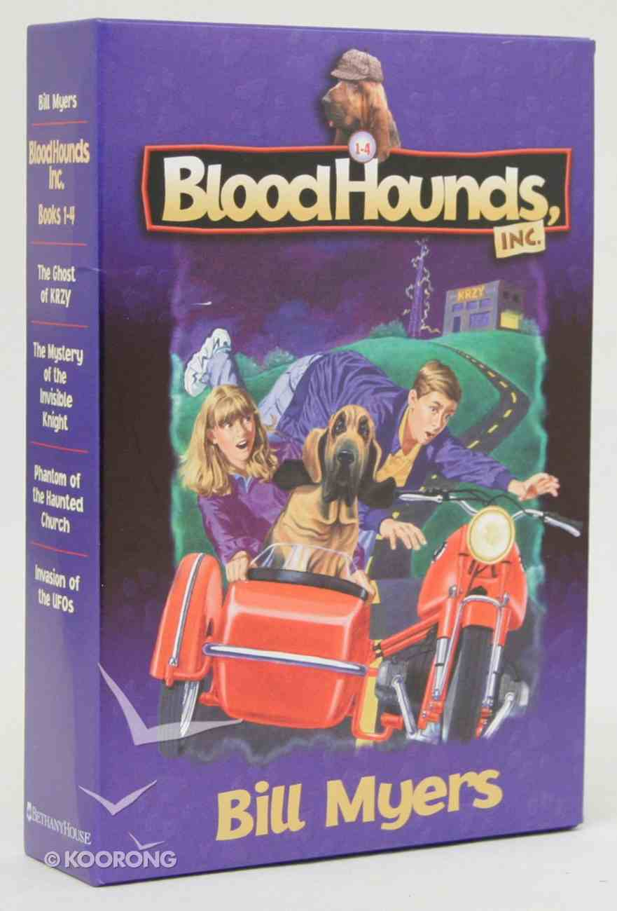 (Bloodhounds Series) Pack