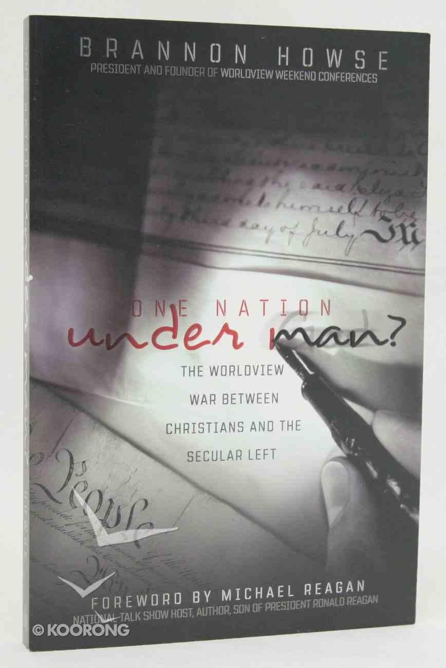 One Nation Under Man Paperback