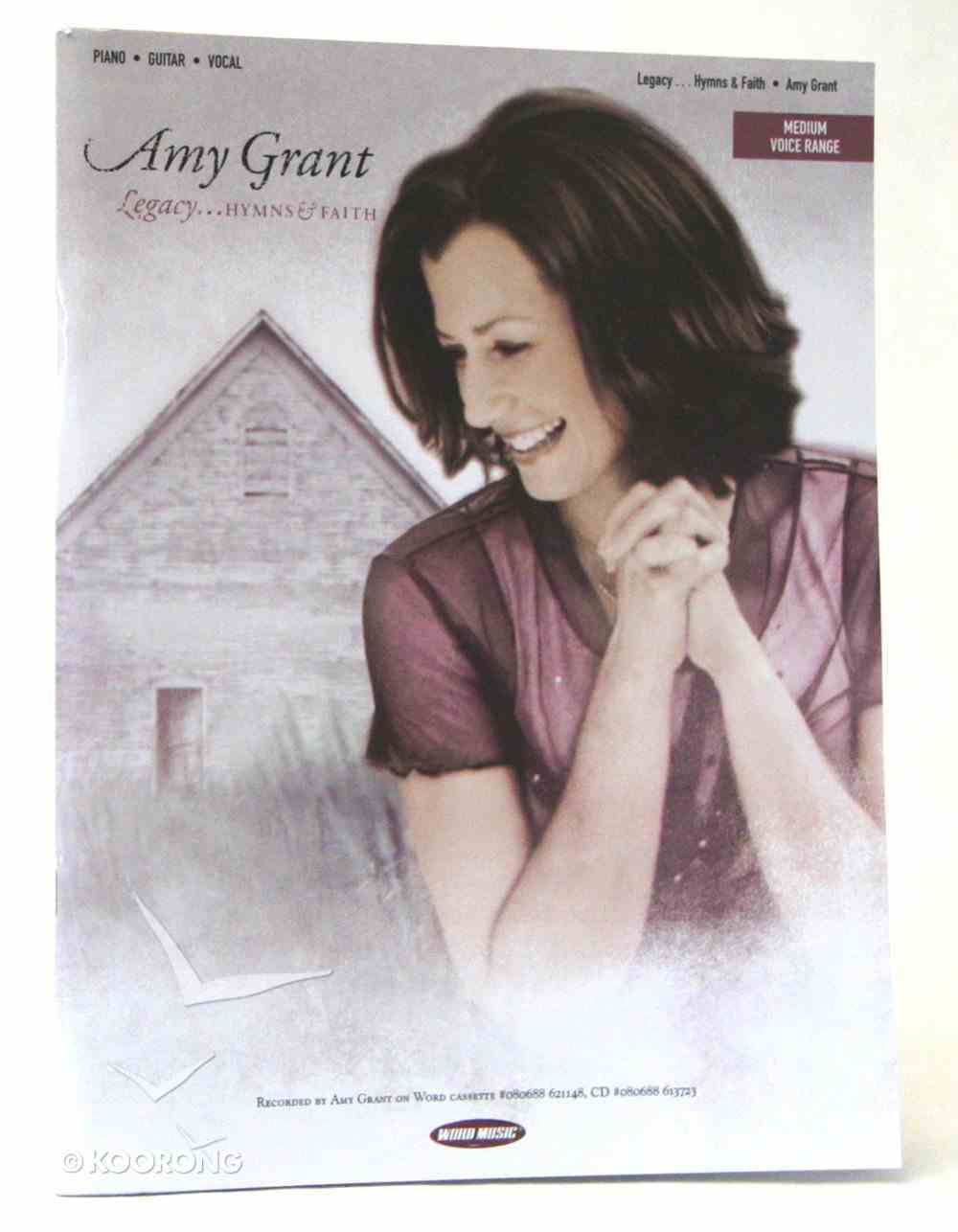Legacy: Hymns and Faith Paperback