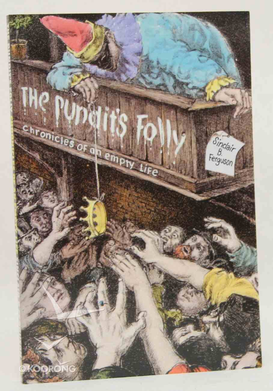 The Pundit's Folly Paperback