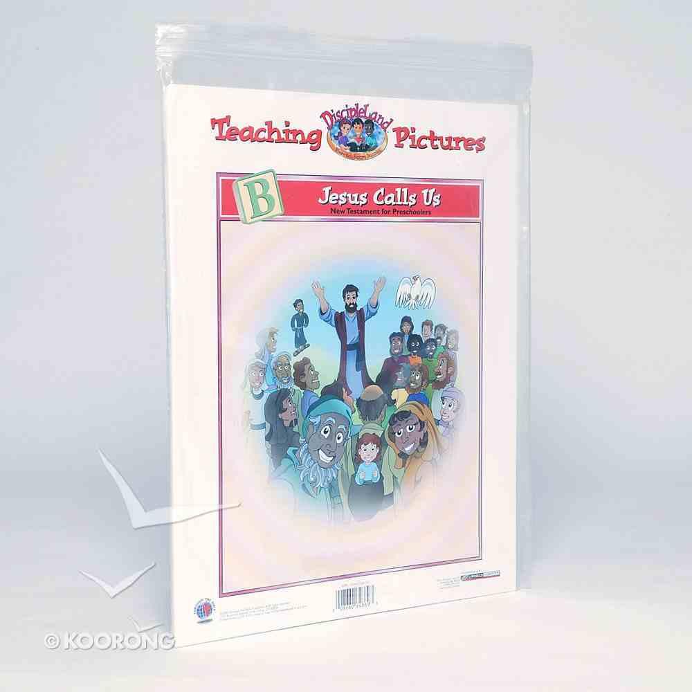 Dlc Preschool: NT, Unit B (Pictures) (Discipleland Preschool, Ages 3-5 Series) Pack