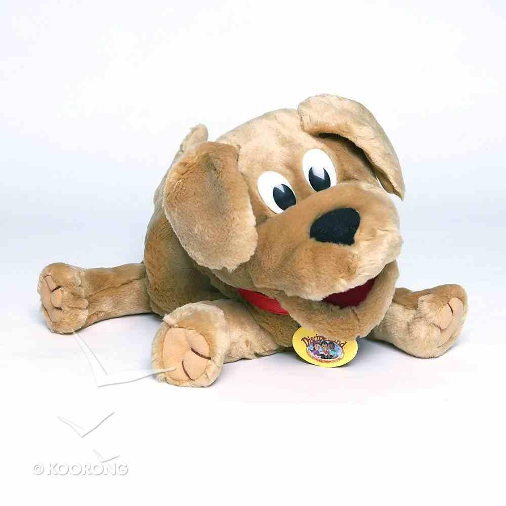 Dlc Puppets: Dog Puppet - Chip Soft Goods