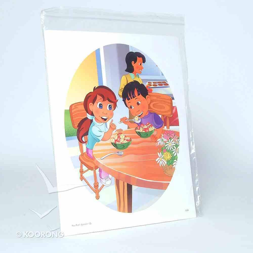 Dlc Preschool: OT, Unit a (Pictures) (Discipleland Preschool, Ages 3-5 Series) Pack
