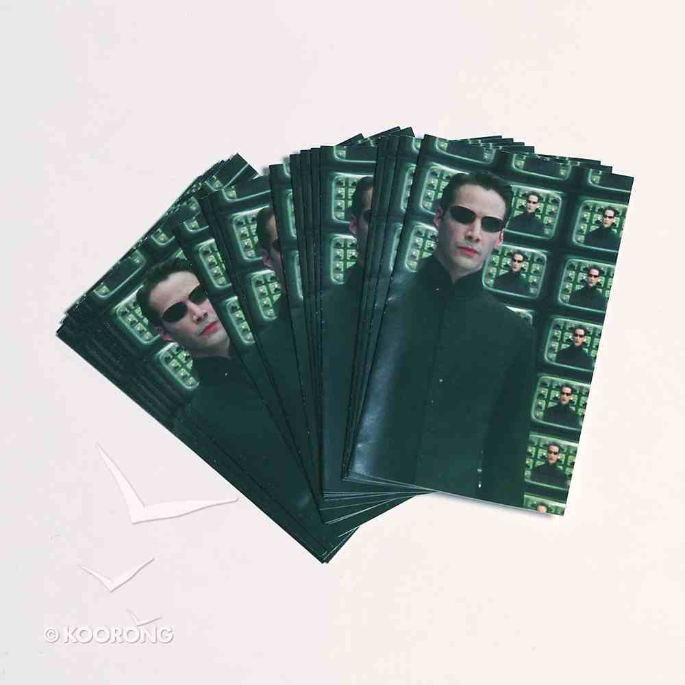 Special Effects (20 Pack) (Matrix Reloaded) Booklet