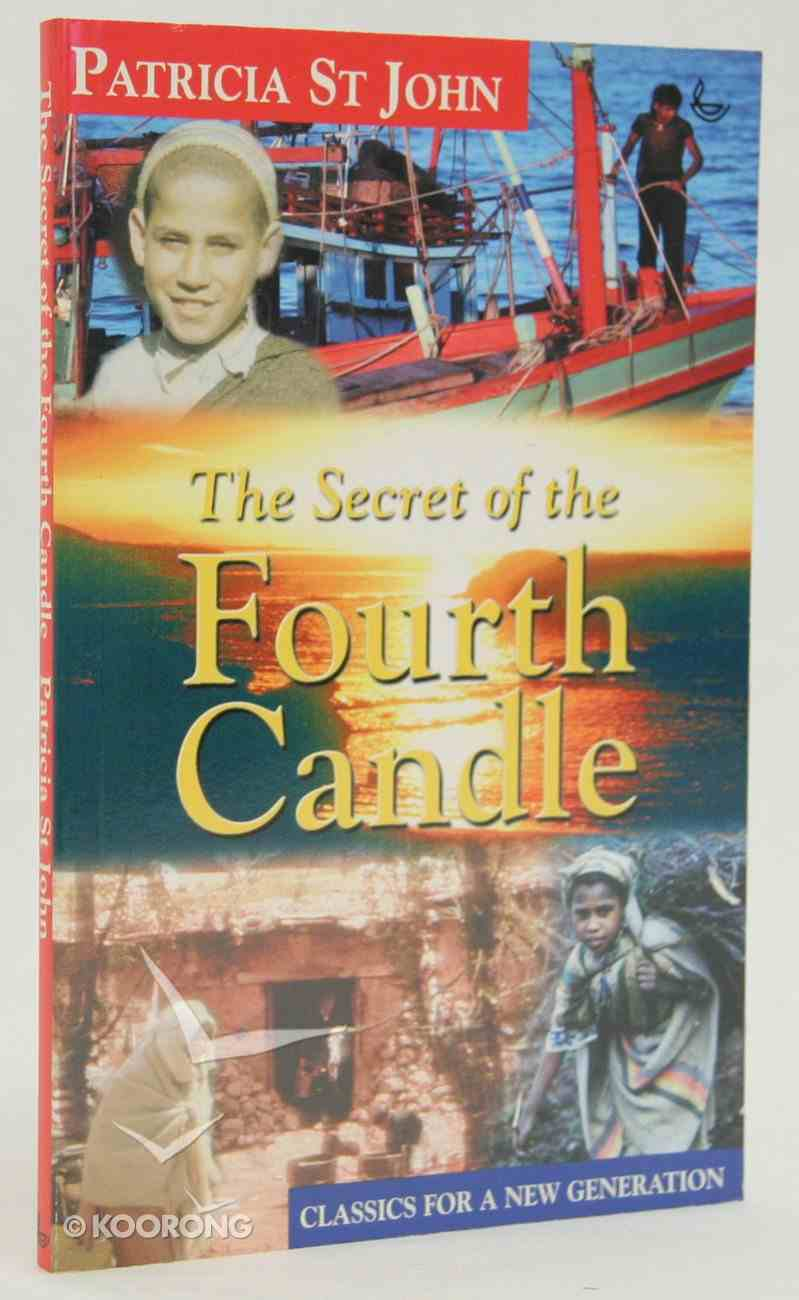 The Secret of the Fourth Candle Paperback