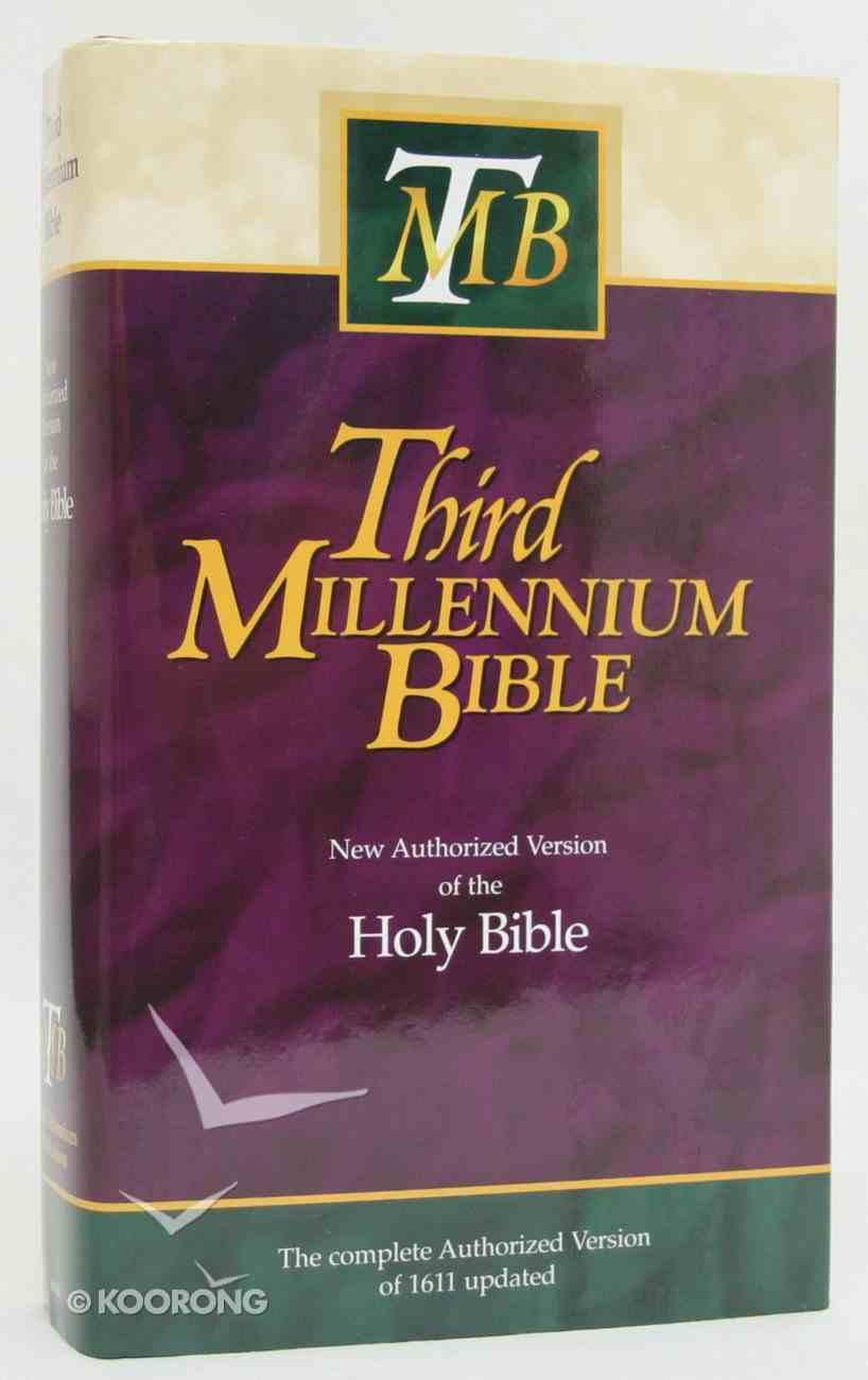 Third Millennium Bible Hardback