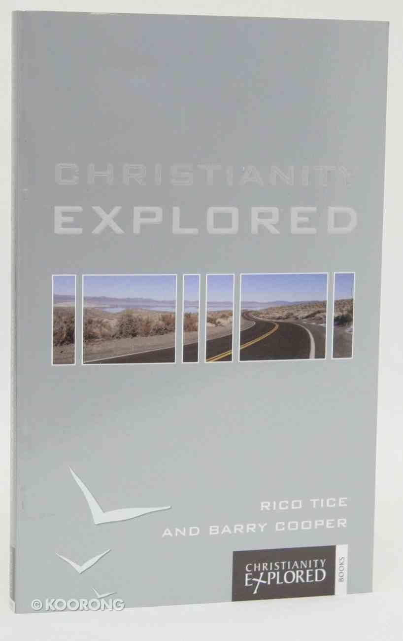 Christianity Explored: Evangelistic Book Paperback
