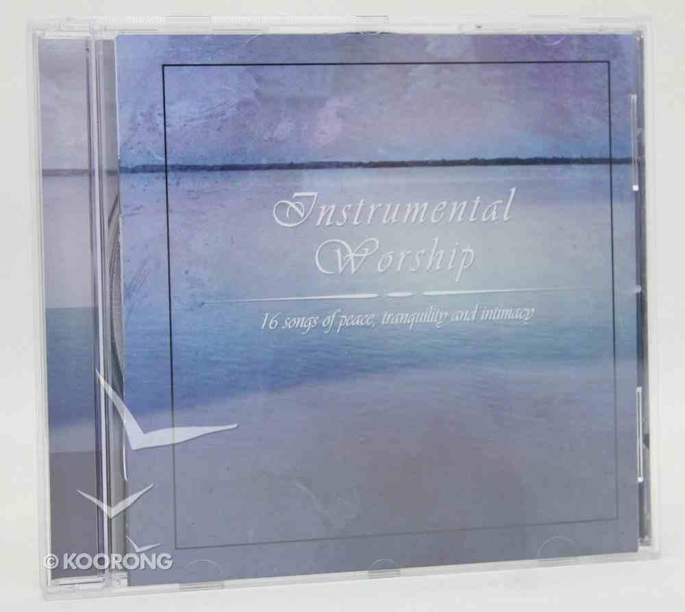 Instrumental Worship CD