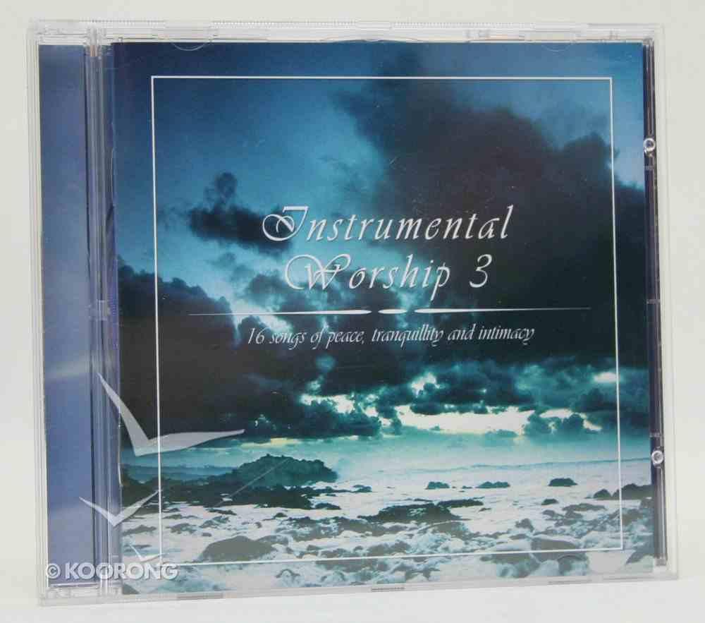 Instrumental Worship 3 CD