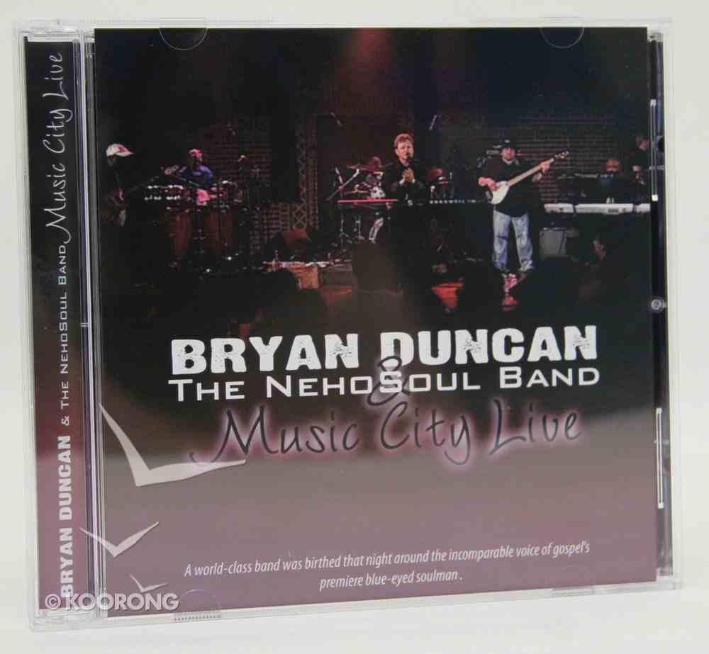 Music City Live CD