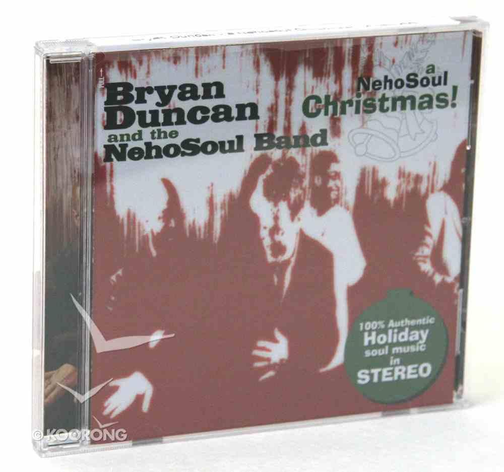 Neho Soul Christmas CD