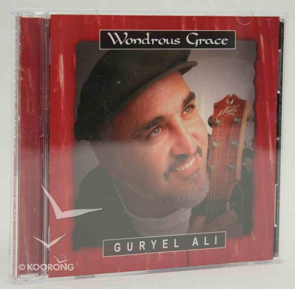 Wondrous Grace CD
