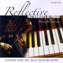Album Image for Beautiful Saviour (#2 in Reflective Instruments Of Praise Series) - DISC 1