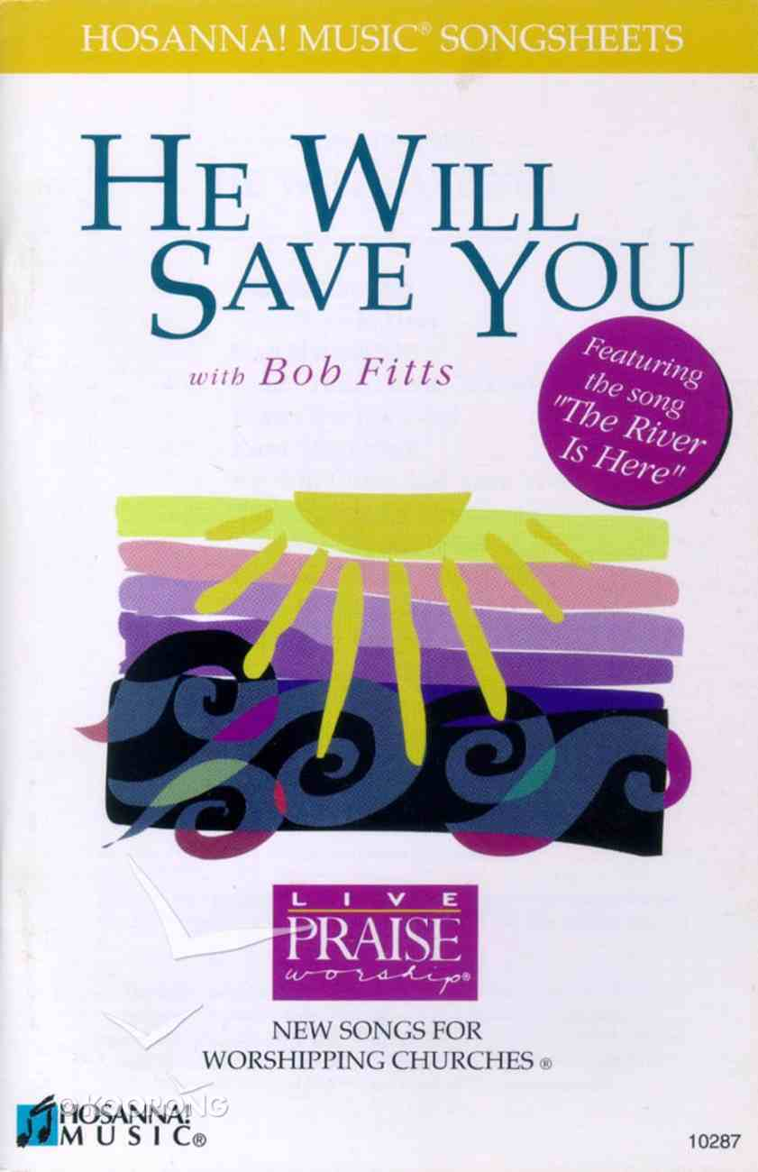 He Will Save You Paperback