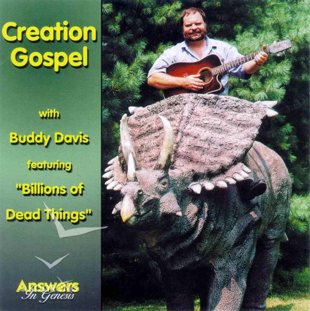 Creation Gospel CD