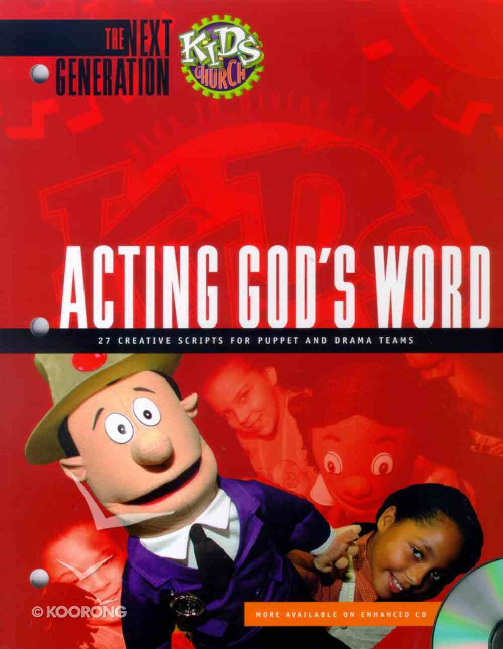Kids Church: Who's Who Acting God's Word (Next Generation Series) Paperback