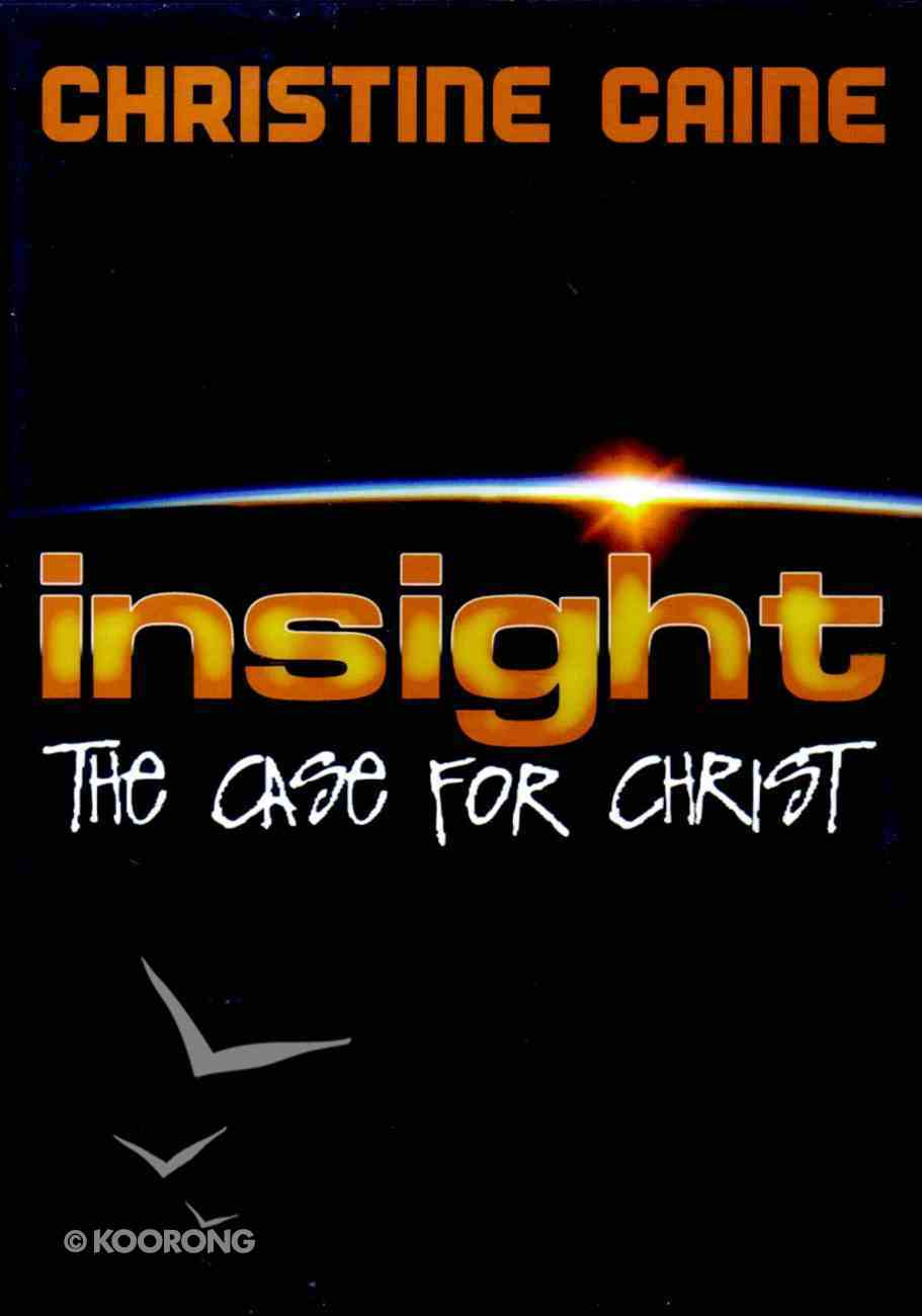 Insight - Why Christianity? CD