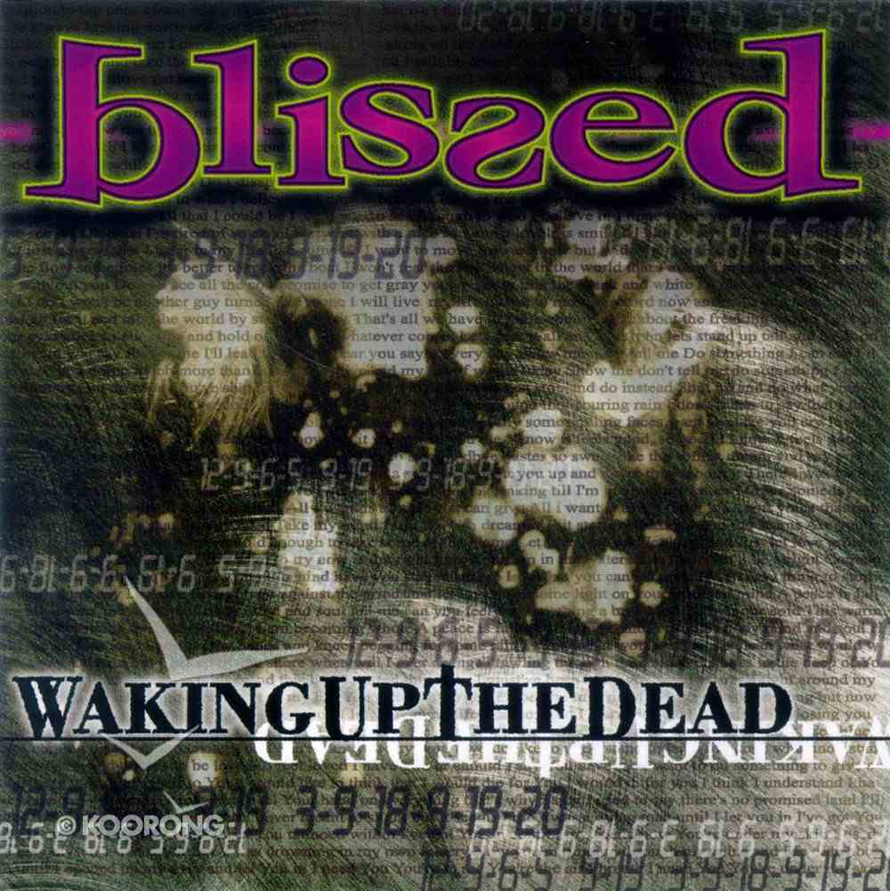Waking Up the Dead CD