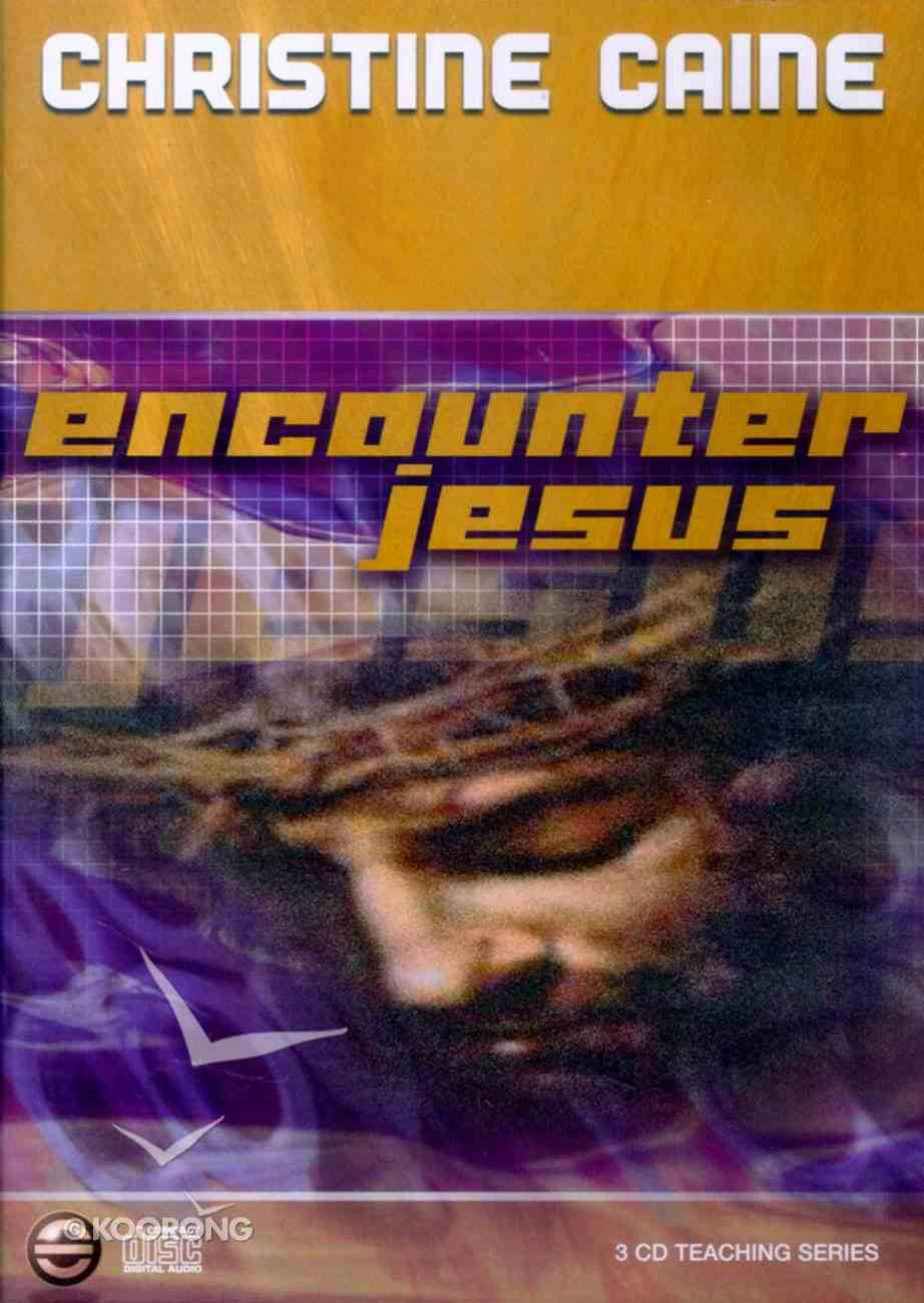 Encounter Jesus CD