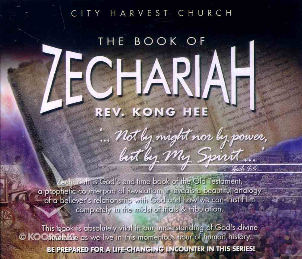The Book of Zechariah CD