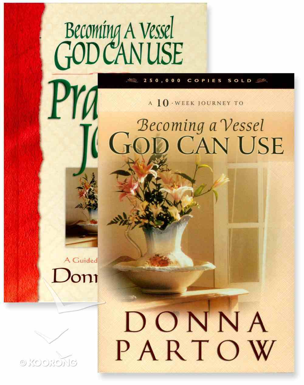 Becoming a Vessel God Can Use/Becoming a Vessel God Can Use Prayer Journal Pack