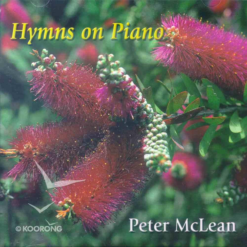 Hymns on Piano CD