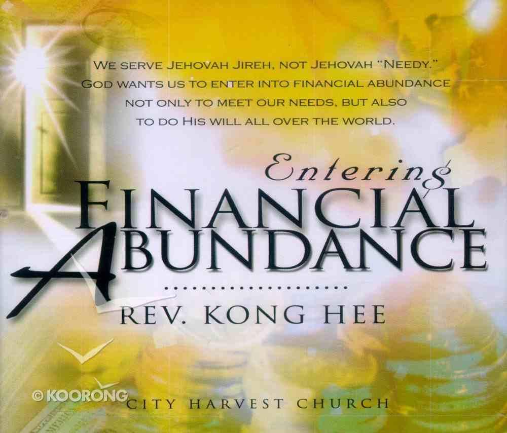 Entering Financial Abundance CD