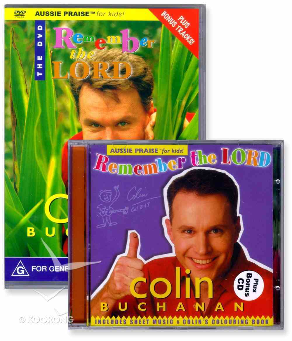 Remember the Lord/Cd Pack Pack