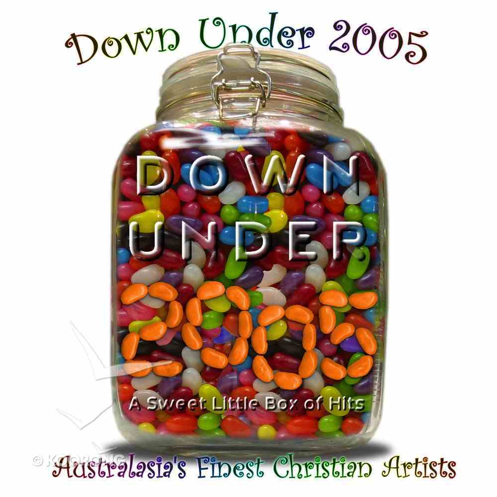 Down Under 2005 CD