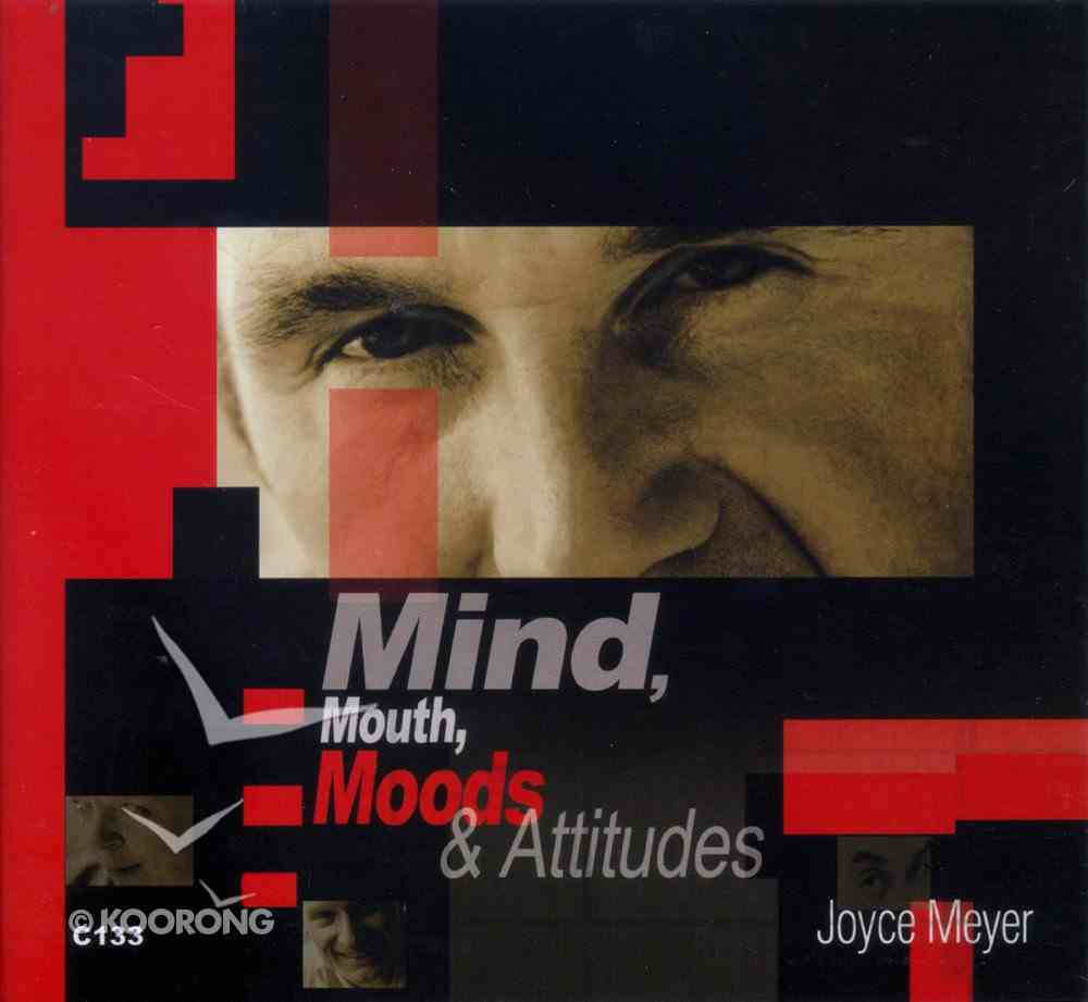 Mind, Mouth, Moods and Attitudes (4 Cds) CD
