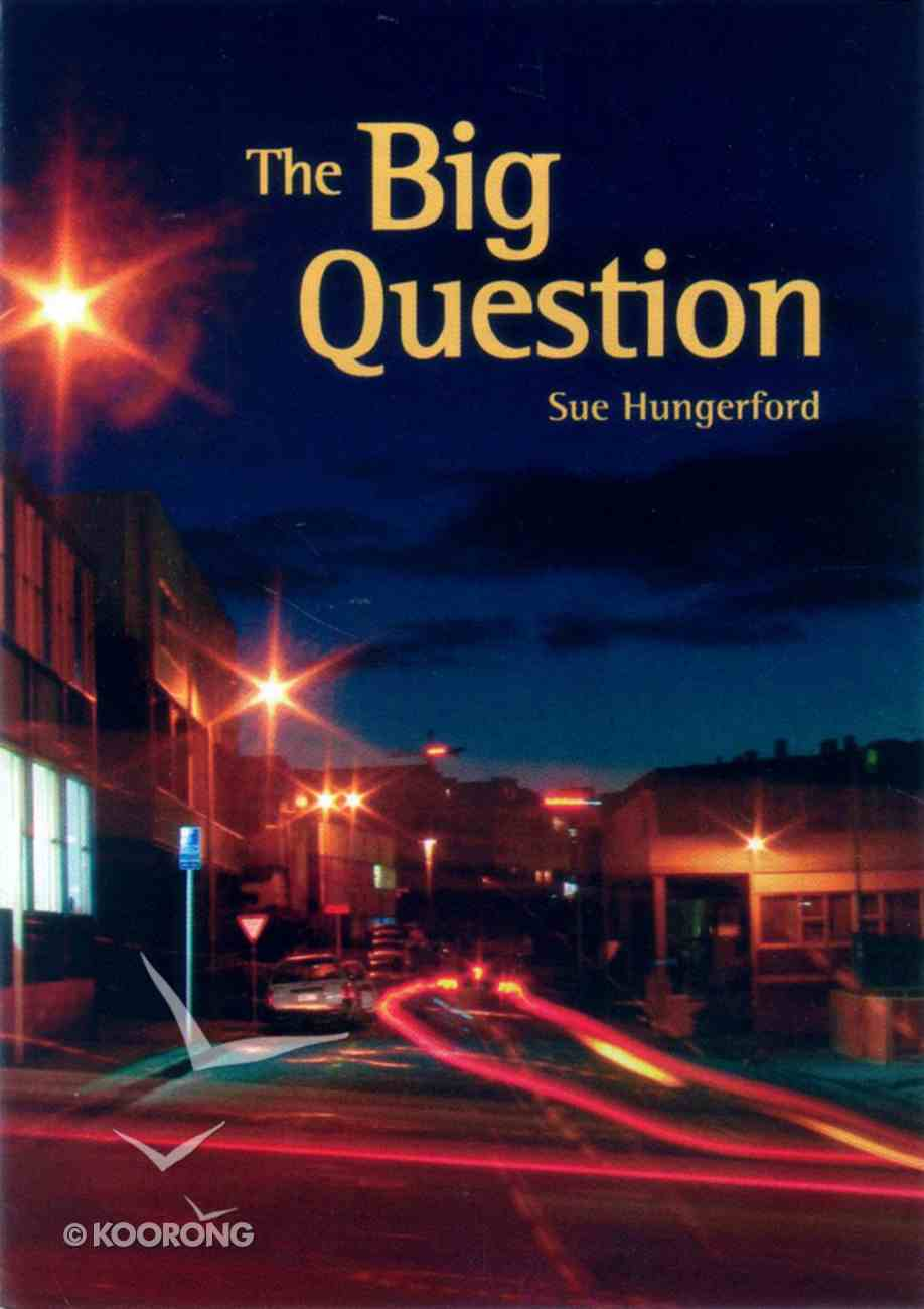 The Big Question Booklet