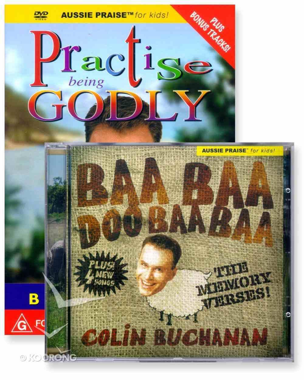 Practise Being Godly/Baa Baa Doo Baa Baa CD Pack Pack