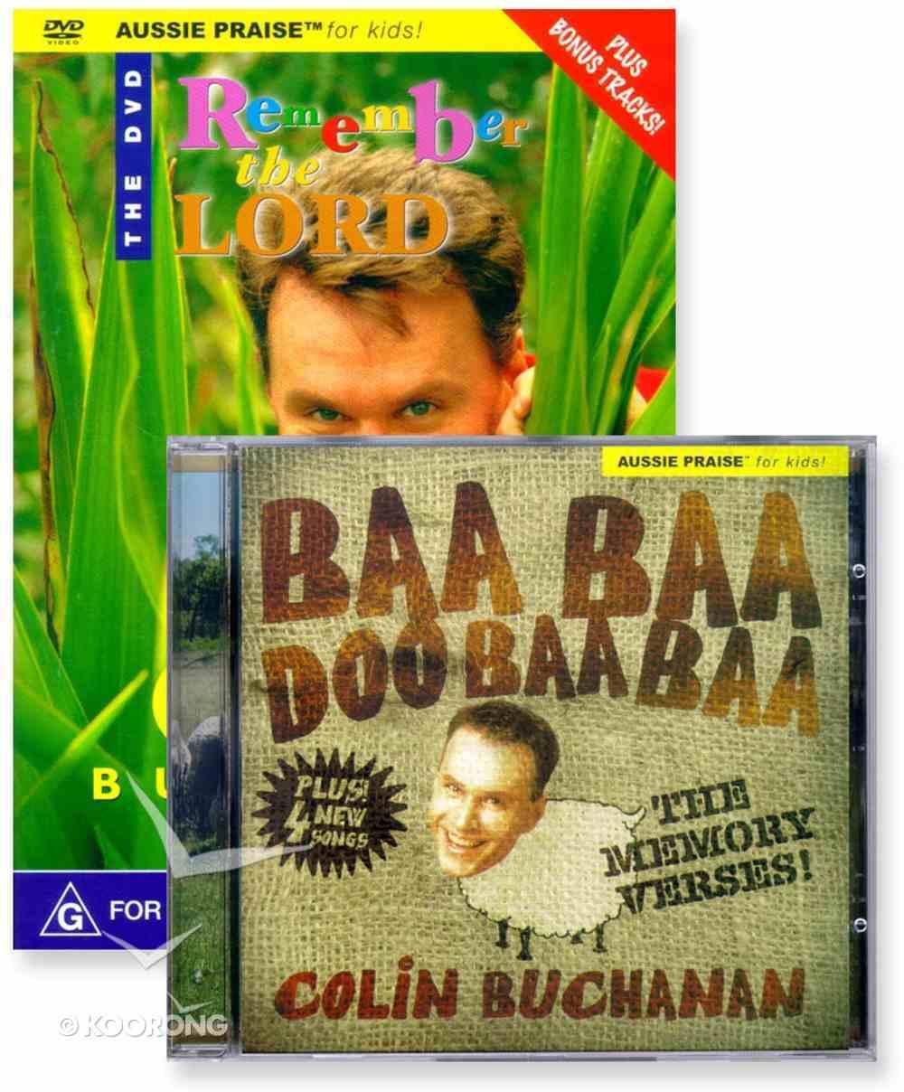 Remember the Lord/Baa Baa Doo Baa Baa CD Pack Pack
