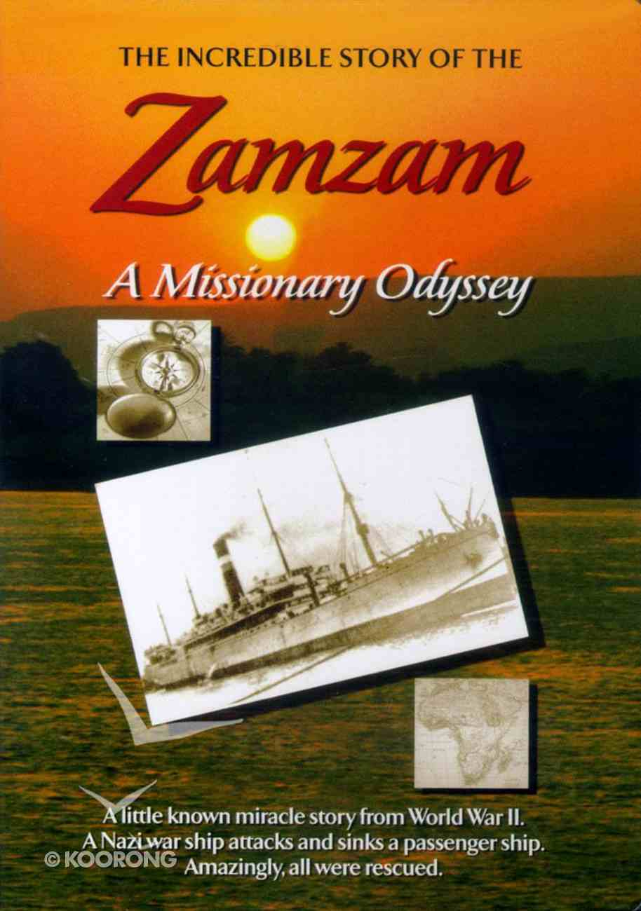 The Incredible Story of the Zam Zam DVD