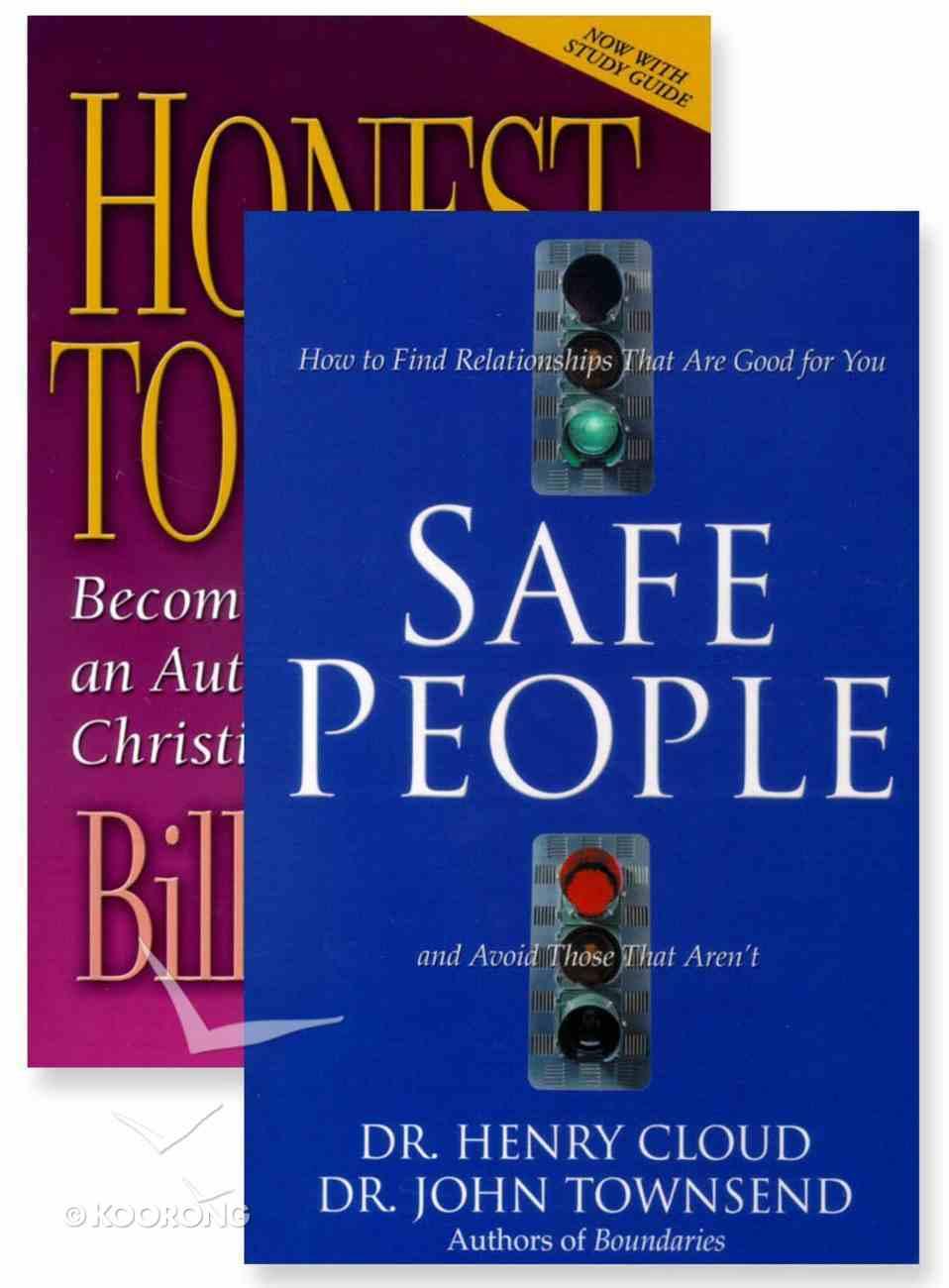 Honest to God/Safe People 2 Pack Pack