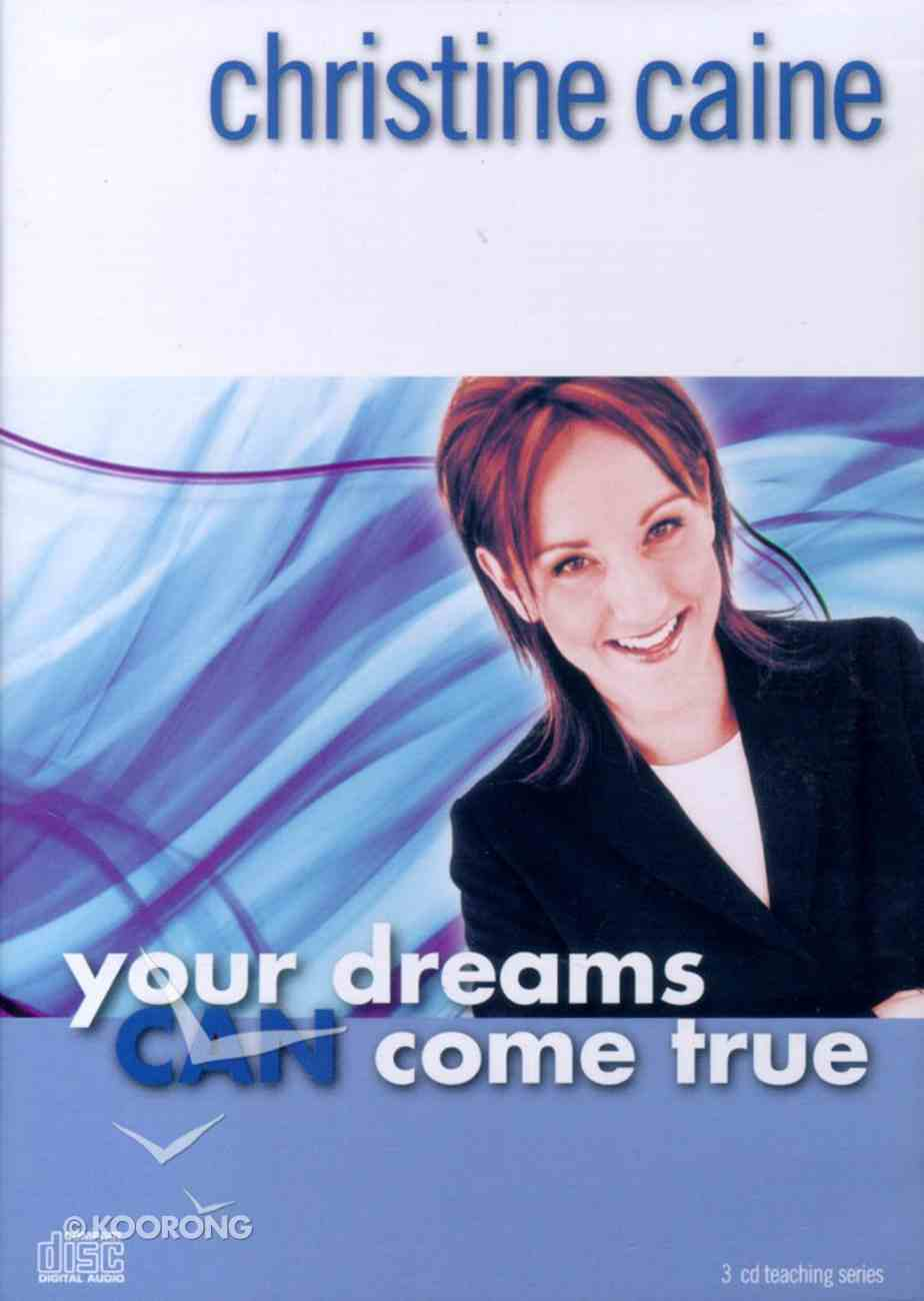 Your Dreams Can Come True CD