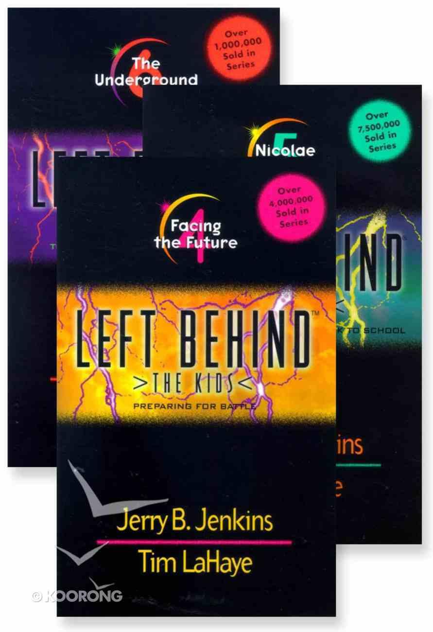 Left Behind the Kids 3 Pack (Vol 4-6) Pack