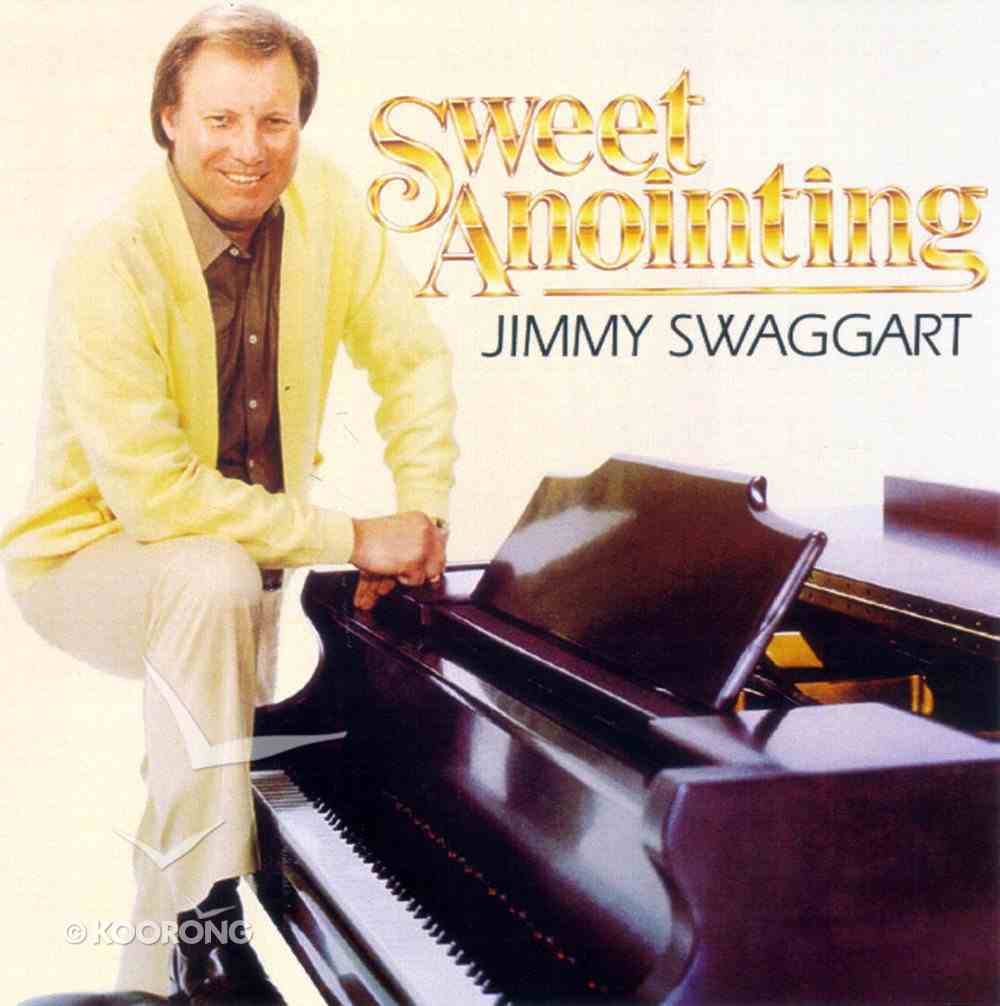 Sweet Anointing CD