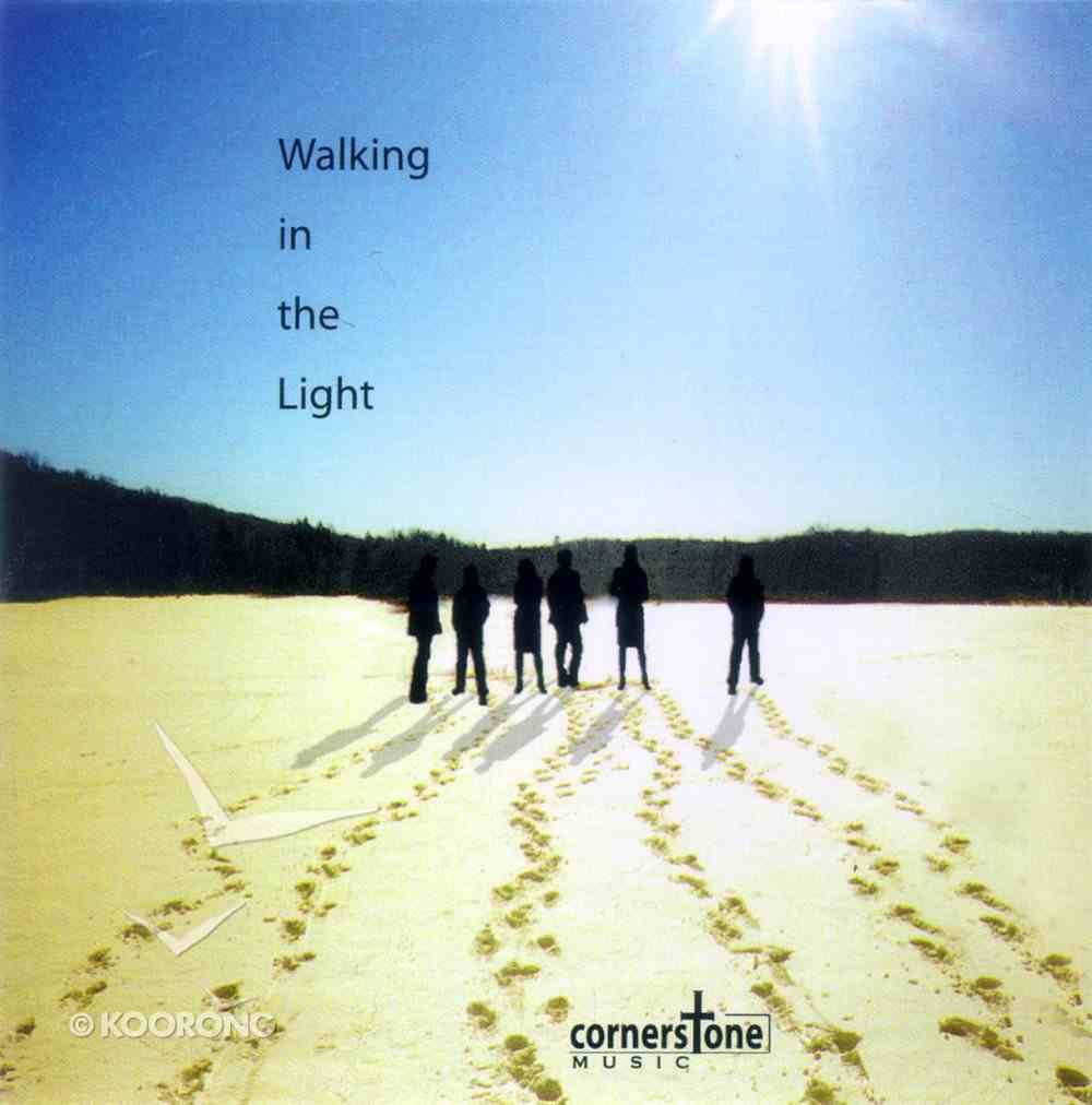 Walking in the Light CD