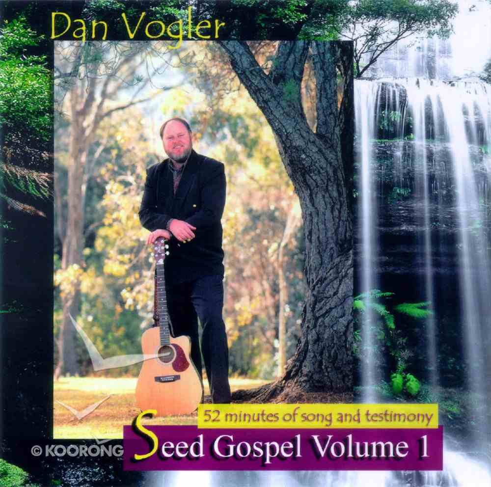 Seed Gospel Volume 1 CD