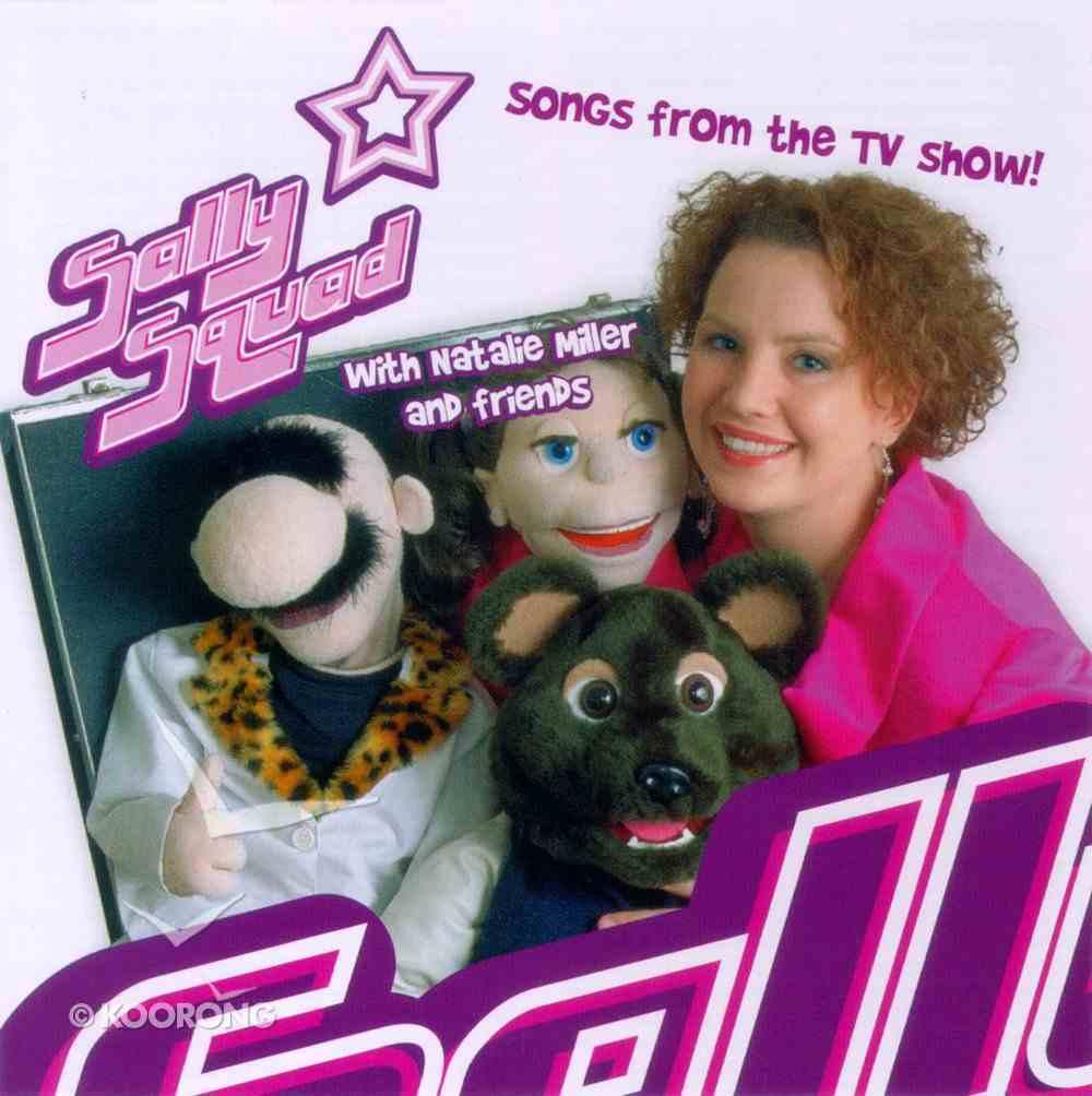 Sally Squad #01: Sally Squad CD