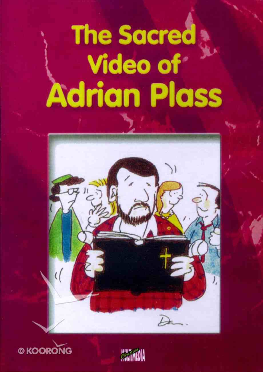 Sacred Video of Adrian Plass DVD