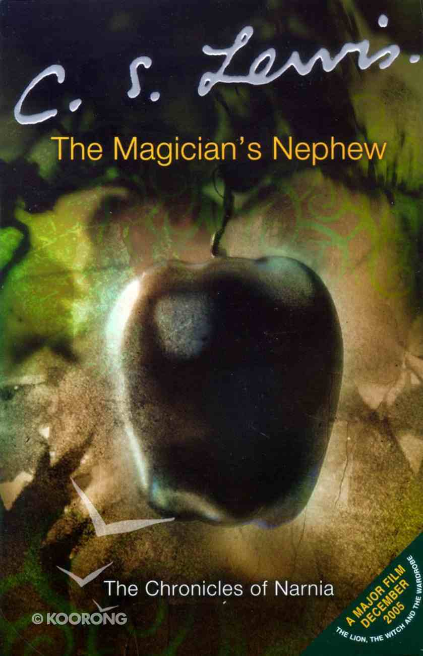 The Narnia #01: Magician's Nephew (Adult Movie Edition) (#01 in Chronicles Of Narnia Series) Paperback