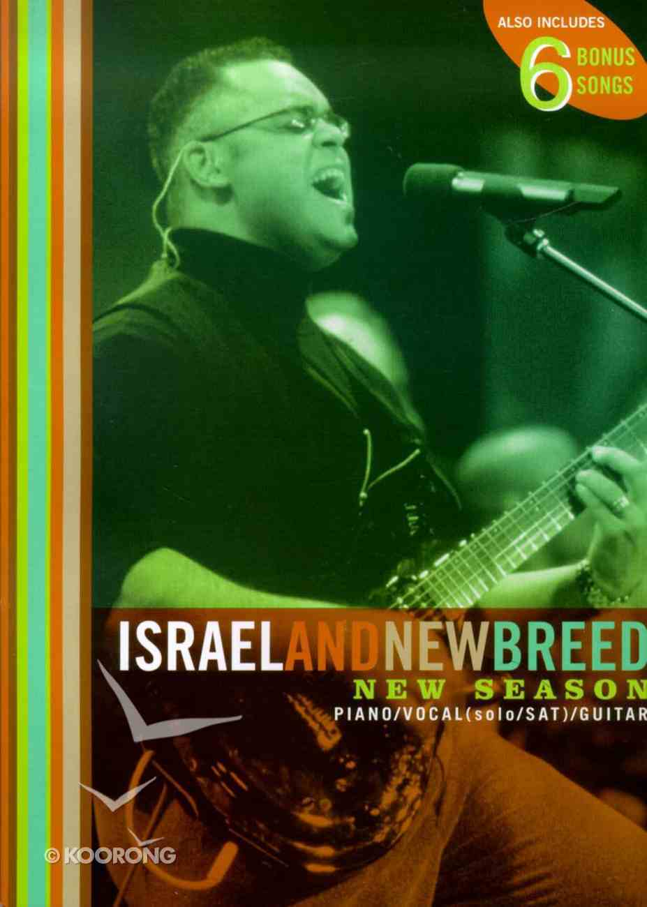 New Season With Israel and New Breed Paperback